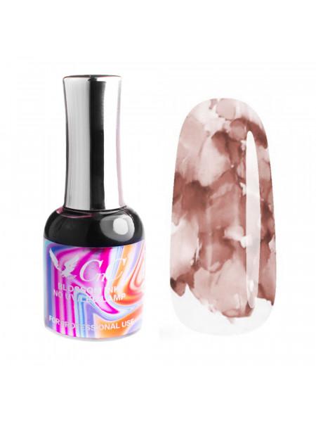 """Акварельные капли для дизайна ногтей """"Blossom INK"""" №28"""