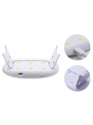 Лампа LED-UV SUN Mini, 6 Вт (белая)