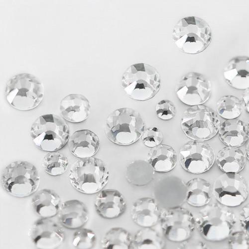 Стразы Crystal,стекло (Упаковка 1440 шт., размер ss6)