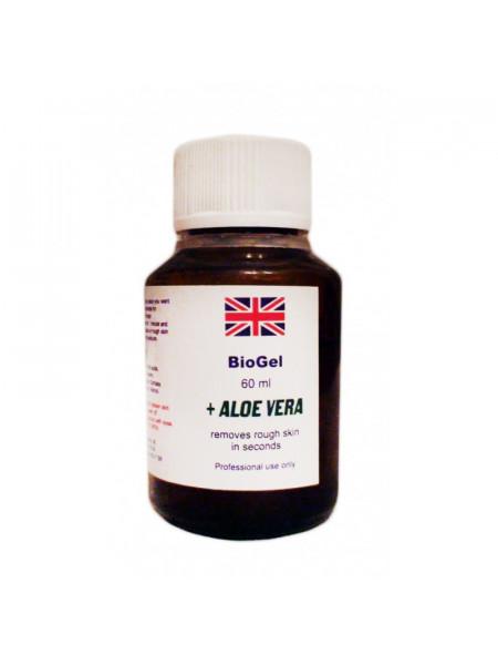 Биогель Biogel +aloe vera для кислотного педикюра 60 ml
