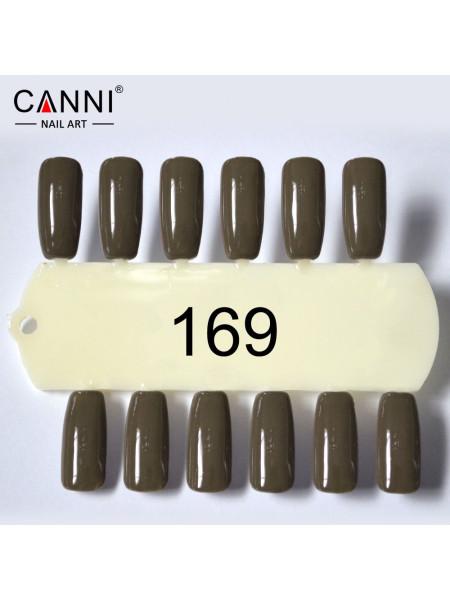 Гель-лак CANNI #169