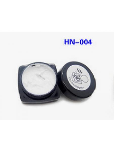 Гель-пластилин для дизайна ногтей (Белый) HN-4