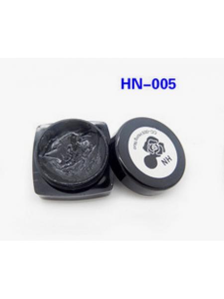 Гель-пластилин для дизайна ногтей (Черный) HN-5