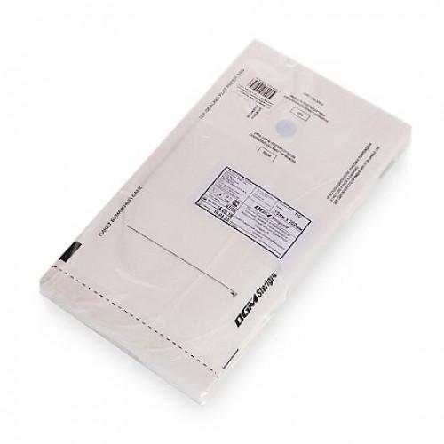 Пакеты бумажные самозапечатывающиеся для стерилизации DGM STERIGUARD 115x200 мм (белые) 100 шт. в Кирове