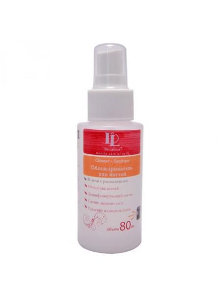 De Lakrua Cleaner-Sanitizer (обезжириватель) 80 мл с распылителем