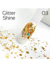 Глиттер для ногтей Shine Art-A 03 1гр