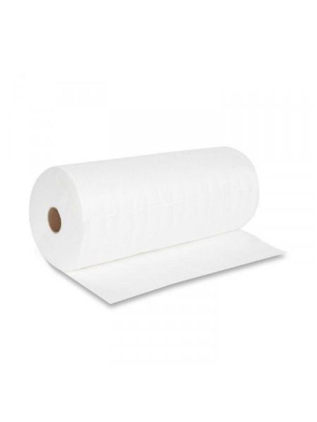 Салфетка одноразовая 40*40 рулон SS стандарт белый 200шт.